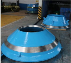 Telsmith Cone Crusher Parts