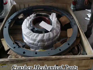 crusher mechanical parts