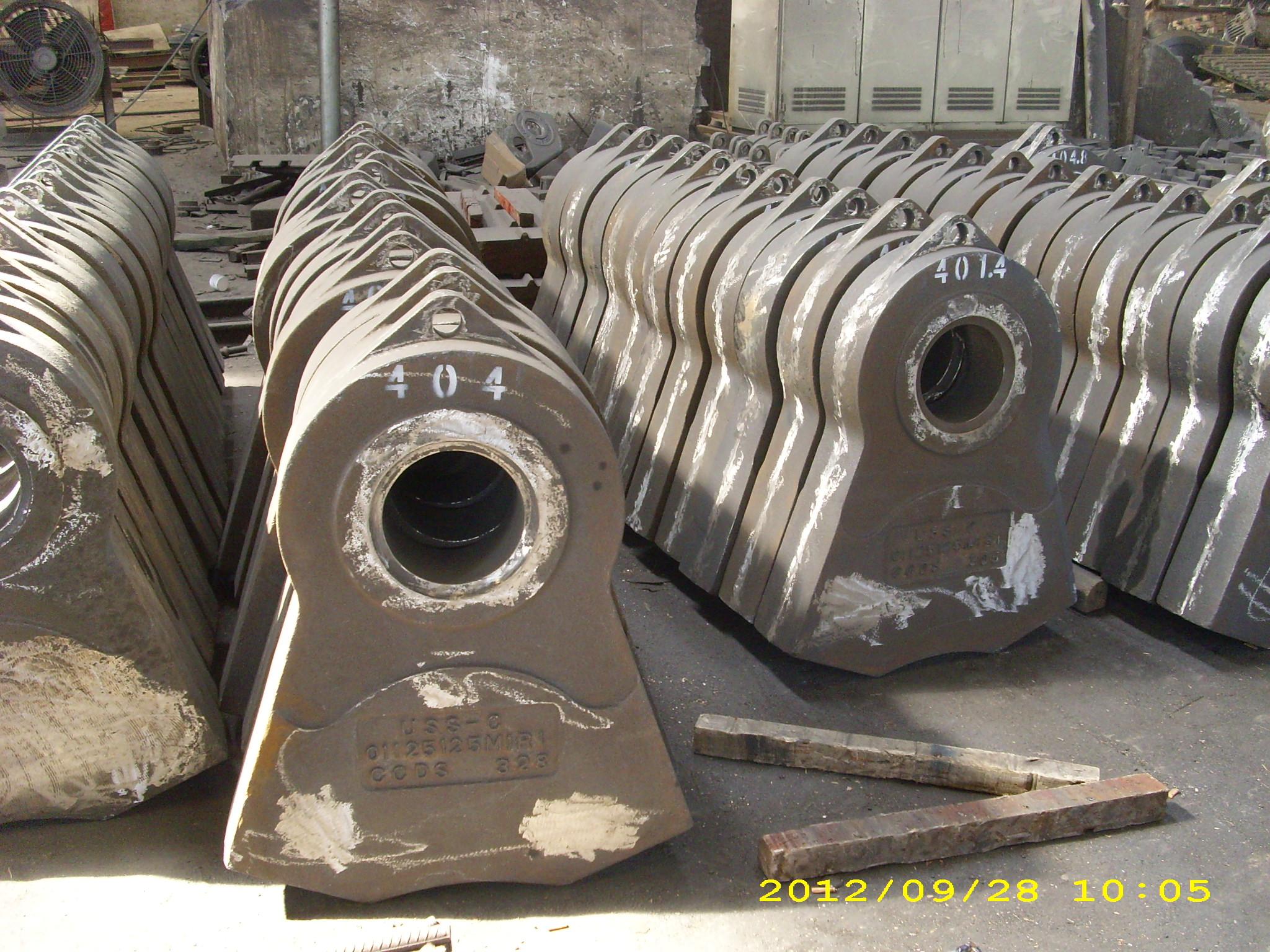 Hammer Mill Wear Part