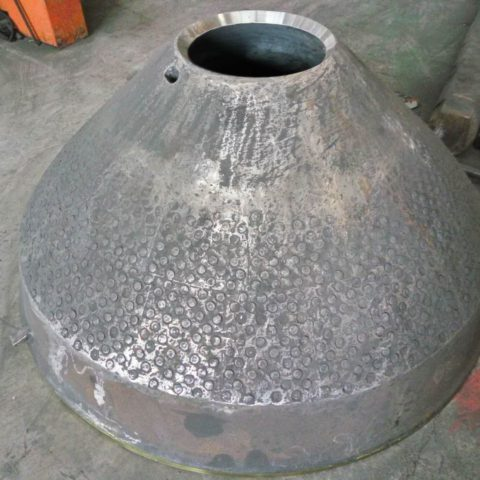 TIC Insert Cone Crusher Wear Parts