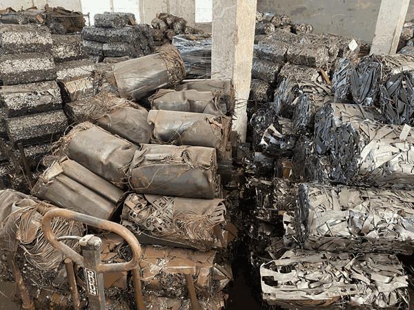 Moulage d'acier au chrome