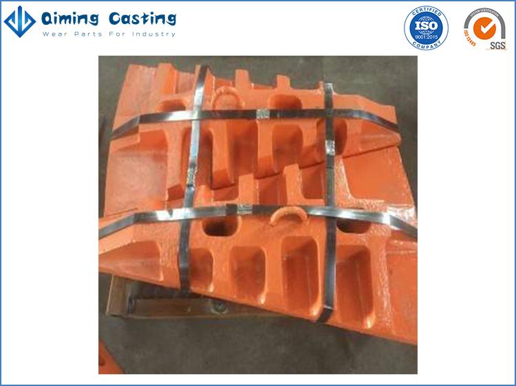 Austenite Manganese Steel Mill Liners
