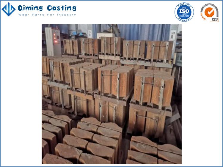 Manganese SAG Mill Liners