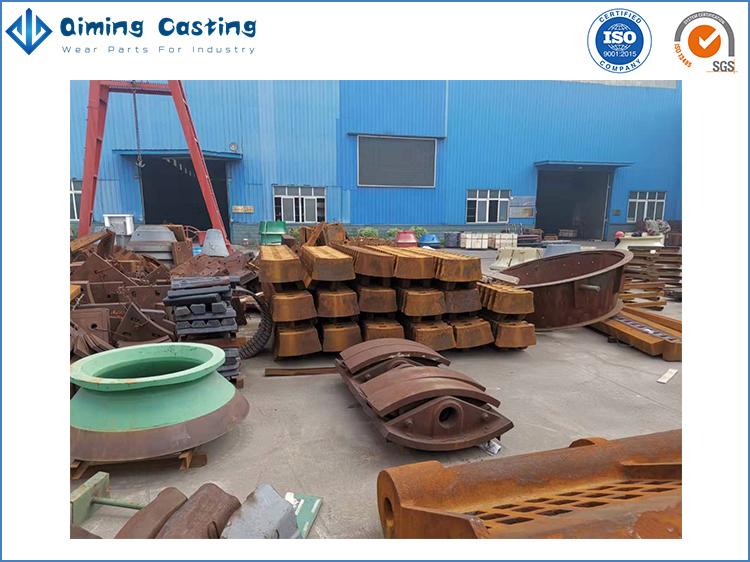 Shredder Caps By Qiming Casting