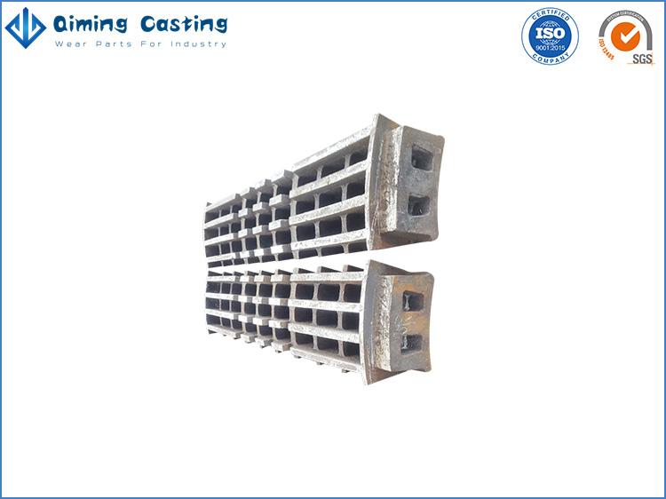 Shredder Grates By Qiming Casting
