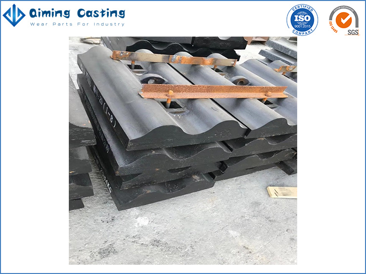 Alloy Steel Mill Liners