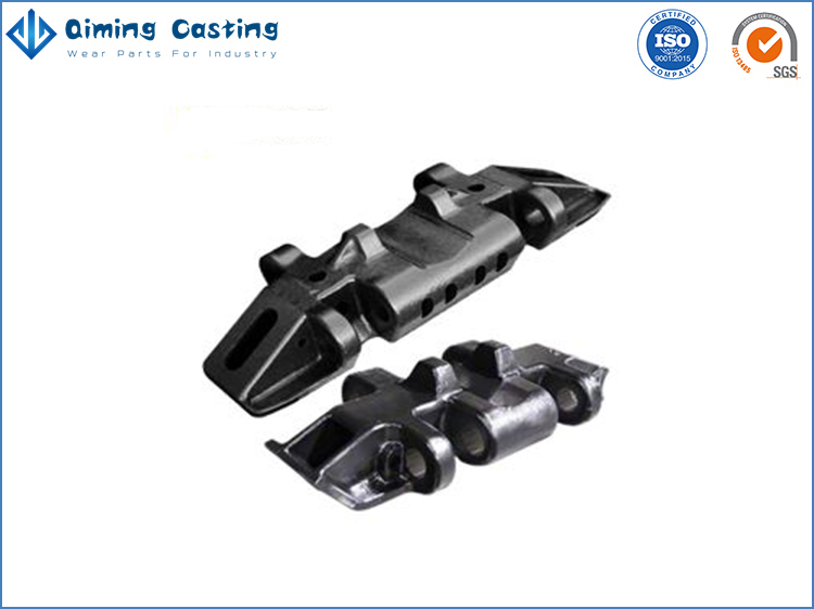 Alloy Steel Track Pads