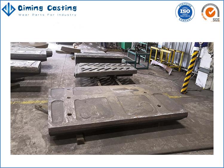 Heat Resistant Steel Casting Parts
