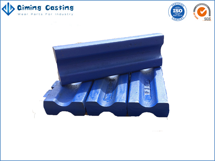 Impact Crusher Wear Parts By Qiming Casting