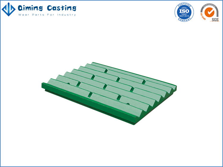 Jaw Crusher Wear Parts By Qiming Casting