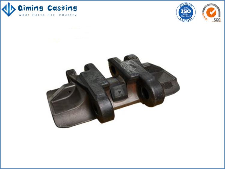 Manganese Track Shoe