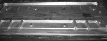 Upper Metal Pattern