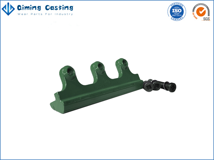 VSI Crusher Wear Parts By Qiming Casting
